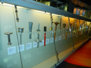 Past Olympic torches