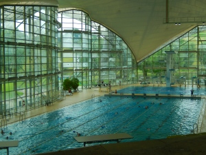 Olympic pool, now for the  community