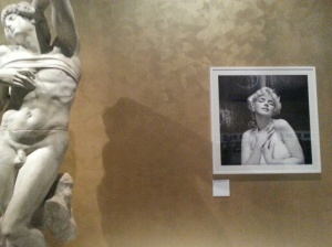 Ineresting fact: Marilyn modeled her poses after Grecian sculptures